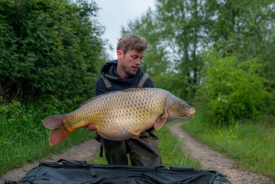 48lb, Bachelier's, May 17