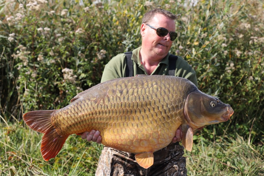 dave Anderson 51lb Billy's 25.8.18