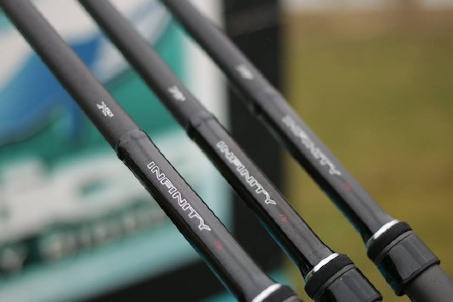 We recommend the use of at least 3.25lb TC rods on the Road Lake. We hire out the Infinity's at Gigantica.