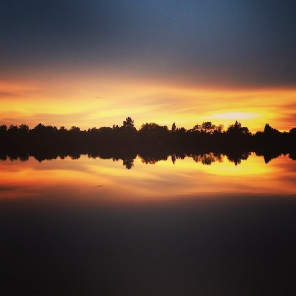 Spectacular sunsets await you at Gigantica.