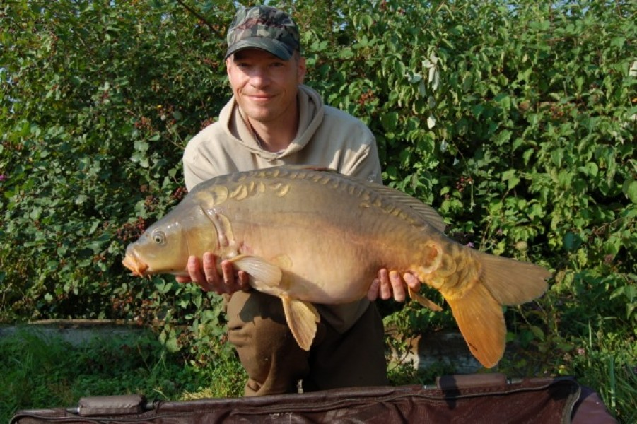 Another chunky mirror for Jon