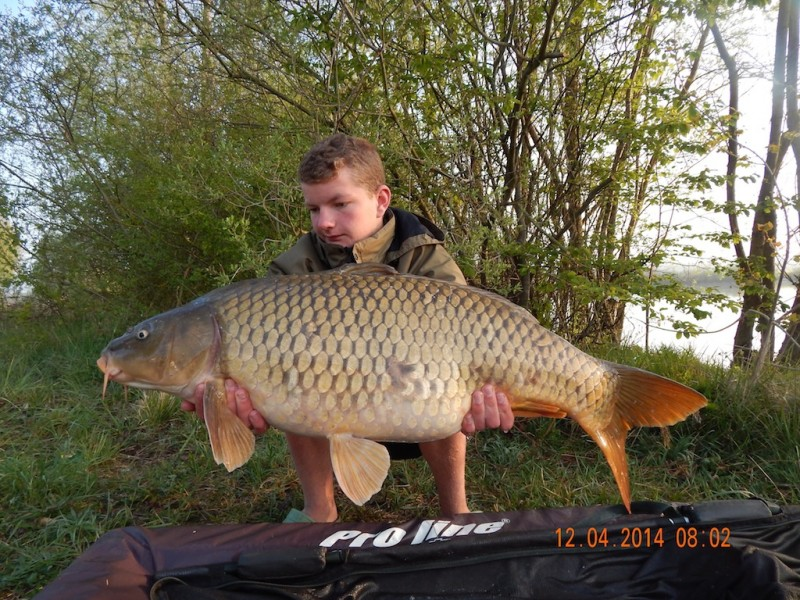 A mid twenty common for Mike