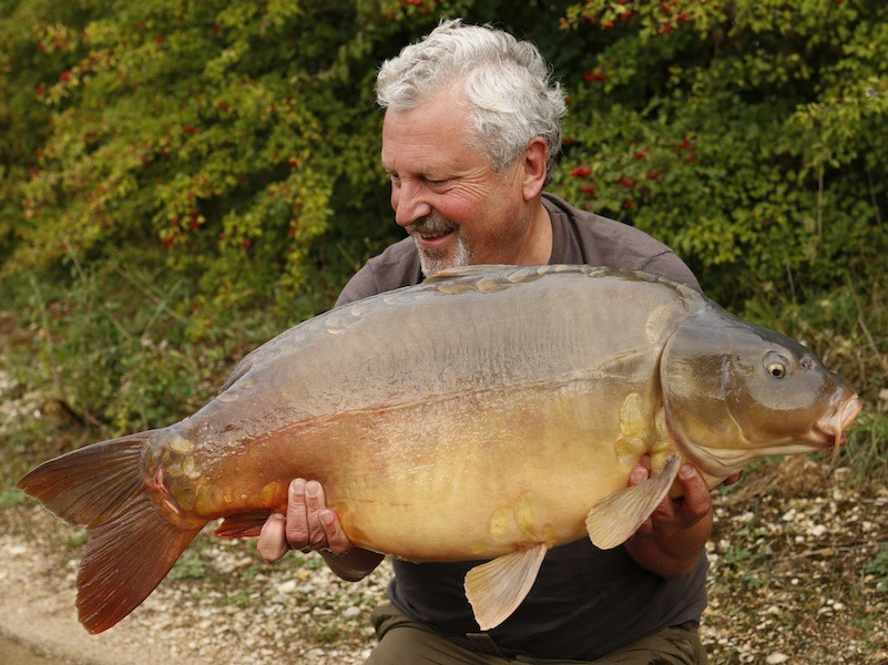 Great angling from Clive saw him land fish after fish