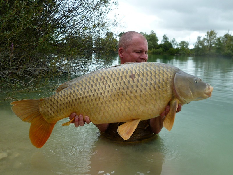 Rich with 'Lee's Common'