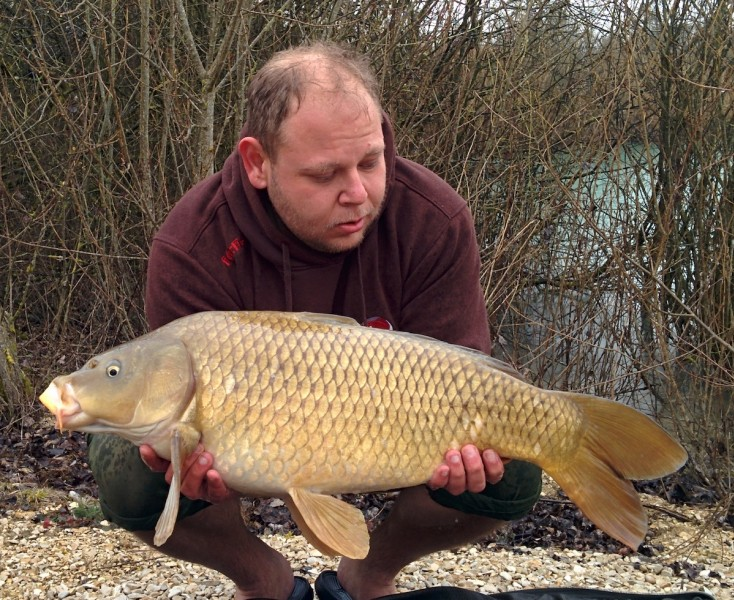 kenny with 14lbs common
