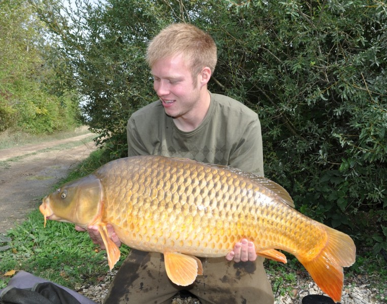 howard with a pretty 25lbs common