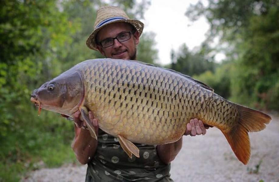 All About The Hat @ 41lb for spoons