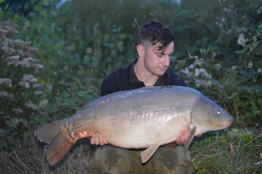 Another for Morgan fishing in Shingles @ 32lb