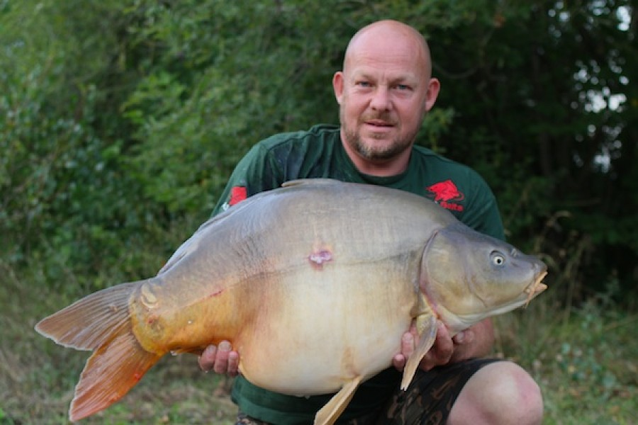 36.12lb mirror Tea Party 2 17.09.16