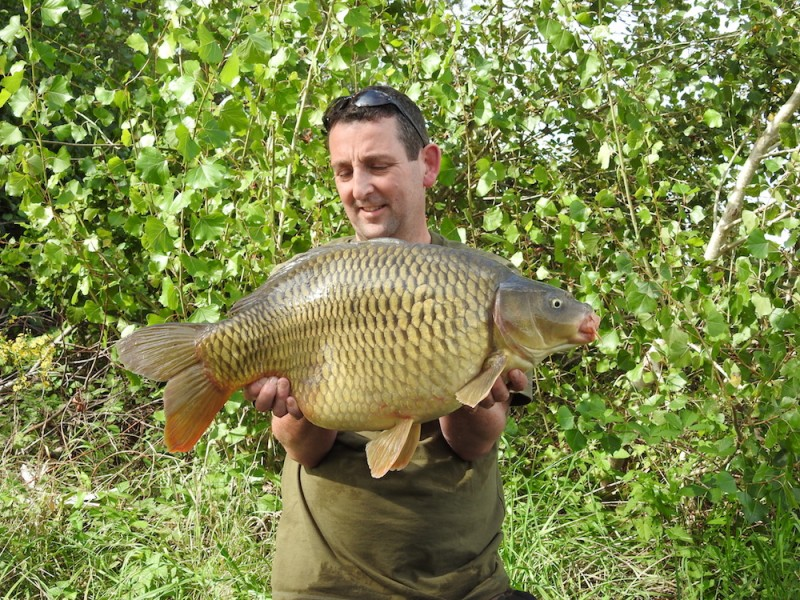 Neil Brock 25lb Turtles Corner  2.9.17
