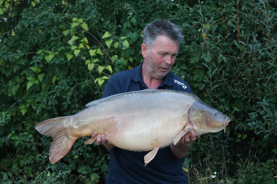 Barrie Channon 38lb Decoy 2.9.17