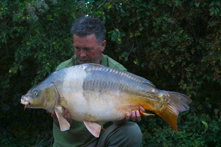 Barrie Channon 32lb Decoy 2.9.17