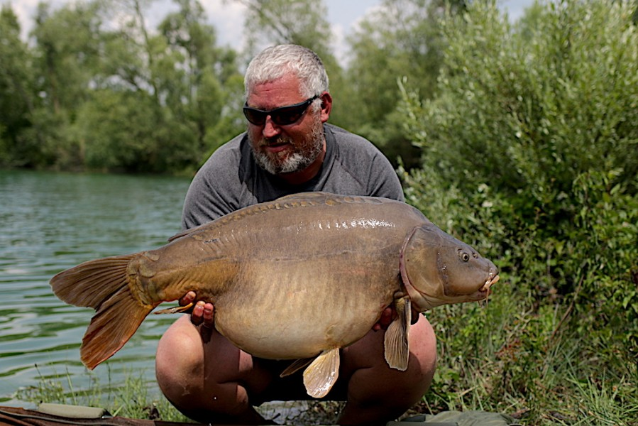Dale Diamond, 41lb, Billy's, 9,6,18