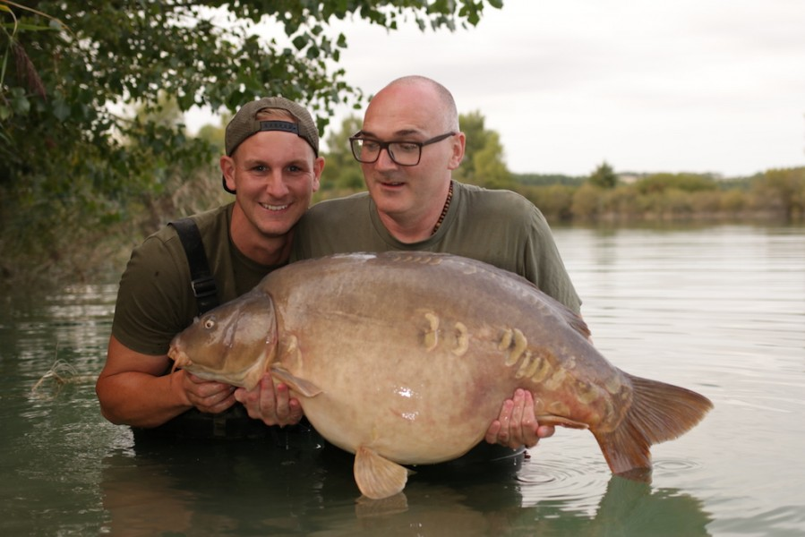 Neil Highway, 52lb 4oz, The Poo, 1.9.18