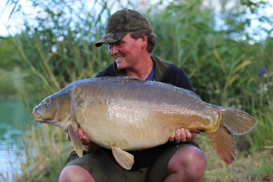 Andy Savage, 37lb 8oz, Dunkerque, 27.06.20
