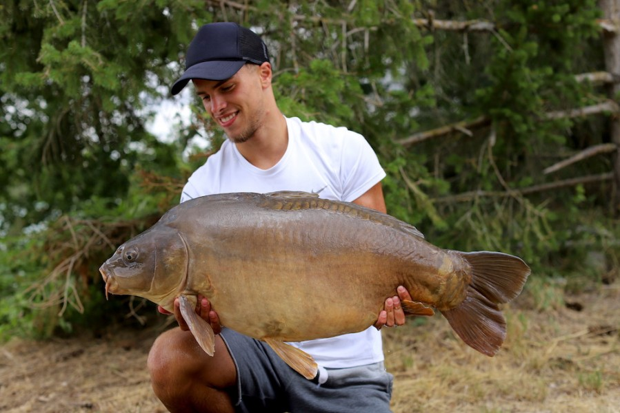 Jason Van Der Merwe, 35lb, The Beach, 04.07.20