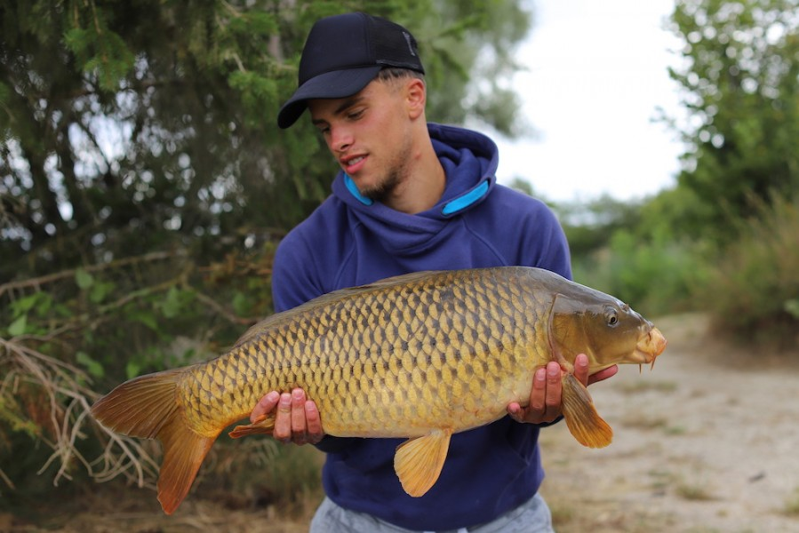 Jason Van Der Merwe, 21lb, The Beach, 04.07.20