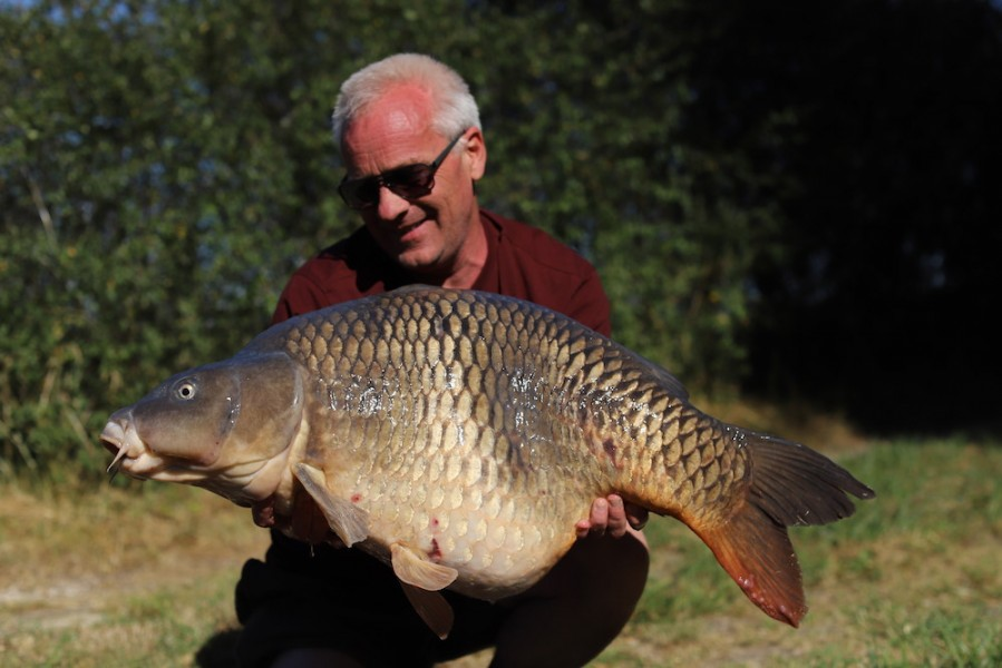 Rich Winter, 46lb, Turtle Corner, 04.07.20